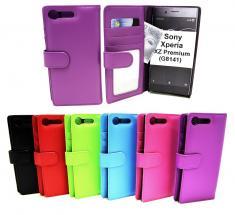 Mobiltaske Sony Xperia XZ Premium (G8141)
