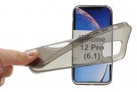 Ultra Thin TPU Cover iPhone 12 Pro (6.1)