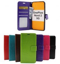 Crazy Horse Wallet OnePlus Nord 2 5G