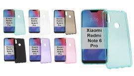 TPU Mobilcover Xiaomi Redmi Note 6 Pro