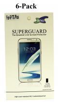 6-Pack Skærmbeskyttelse iPhone 7 Plus