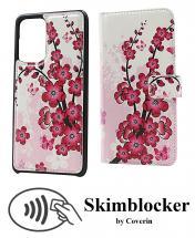 Skimblocker Magnet Designwallet Samsung Galaxy A52 / A52 5G / A52s 5G