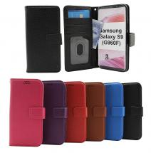 New Standcase Wallet Samsung Galaxy S9 (G960F)