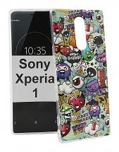 TPU Designcover Sony Xperia 1 (J9110)