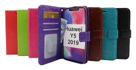 Crazy Horse Wallet Huawei Y5 2019