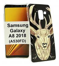 TPU Designcover Samsung Galaxy A8 2018 (A530FD)