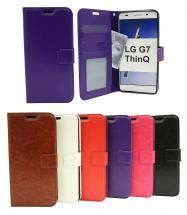 Crazy Horse Wallet LG G7 ThinQ (G710M)