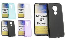 TPU Mobilcover Motorola Moto G7 Power