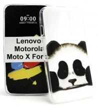 TPU Designcover Lenovo Moto X Force