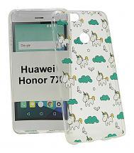 TPU Designcover Huawei Honor 7X
