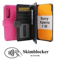Skimblocker XL Wallet Sony Xperia 1 III (XQ-BC52)
