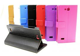 Standcase Wallet Huawei Honor Holly