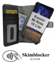 Skimblocker Magnet Wallet Xiaomi Mi Note 10 Lite