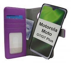 Skimblocker Magnet Wallet Motorola Moto G7 / Moto G7 Plus