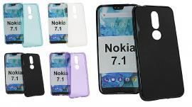 TPU Mobilcover Nokia 7.1