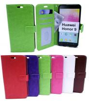 Crazy Horse Wallet Huawei Honor 9 (STF-L09)
