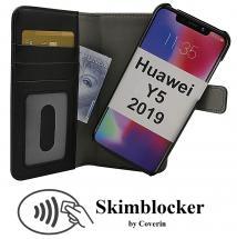 Skimblocker Magnet Wallet Huawei Y5 2019