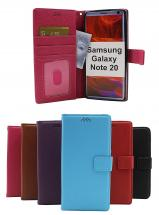 New Standcase Wallet Samsung Galaxy Note 20 5G (N981B/DS)