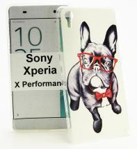 TPU Designcover Sony Xperia X Performance (F8131)