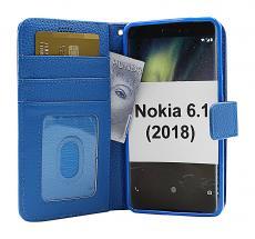 New Standcase Wallet Nokia 6 (2018) / Nokia 6.1 (2018)