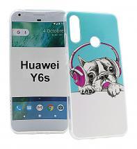 TPU Designcover Huawei Y6s