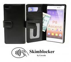 Skimblocker Mobiltaske Huawei P8 (GRA-L09)