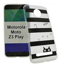 TPU Designcover Motorola Moto Z3 Play