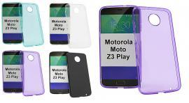 TPU Mobilcover Motorola Moto Z3 Play