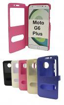 Flipcase Motorola Moto G6 Plus