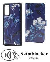Skimblocker Magnet Designwallet Samsung Galaxy S20 (G980F)