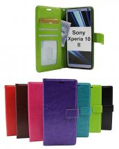 Crazy Horse Wallet Sony Xperia 10 II (XQ-AU51 / XQ-AU52)