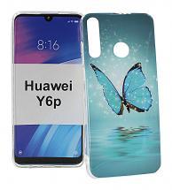 TPU Designcover Huawei Y6p