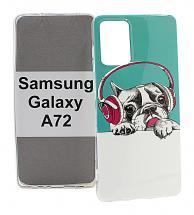 TPU Designcover Samsung Galaxy A72 (A725F/DS)