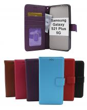 New Standcase Wallet Samsung Galaxy S21 Plus 5G (G996B)