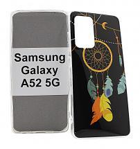 TPU Designcover Samsung Galaxy A52 / A52 5G / A52s 5G