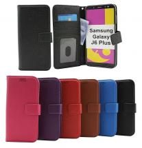 New Standcase Wallet Samsung Galaxy J6 Plus (J610FN/DS)