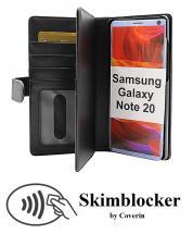 Skimblocker XL Wallet Samsung Galaxy Note 20 5G
