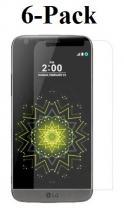 6-Pack Skærmbeskyttelse LG G5 (H850)
