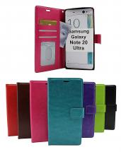 Crazy Horse Wallet Samsung Galaxy Note 20 Ultra 5G (N986B/DS)