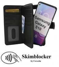 Skimblocker XL Magnet Wallet Samsung Galaxy S10 (G973F)