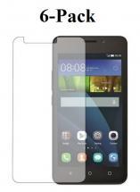 6-Pack Skærmbeskyttelse Huawei Y625