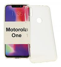 TPU Mobilcover Motorola One
