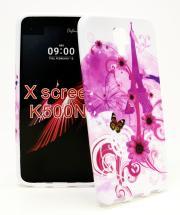 TPU Designcover LG X Screen (K500N)