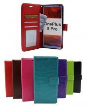 Crazy Horse Wallet OnePlus 8 Pro
