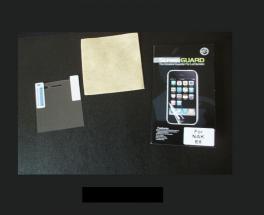 Skærmbeskyttelse Nokia E6