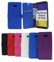 Standcase Wallet Samsung Galaxy J4 Plus (J415FN/DS)