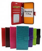 Crazy Horse Wallet Realme 7 Pro