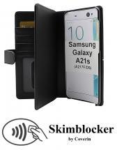 Skimblocker XL Wallet Samsung Galaxy A21s (A217F/DS)
