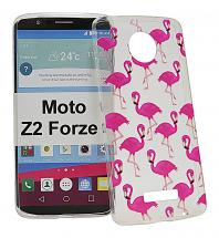 TPU Designcover Moto Z2 Force