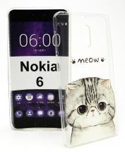 TPU Designcover Nokia 6